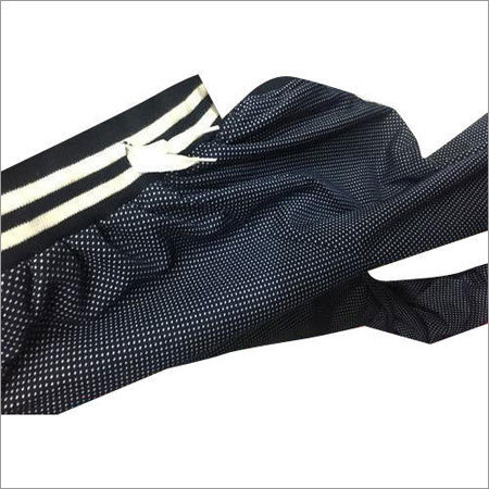 Lower Sinker Jacquard Fabric