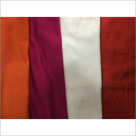 Kurti Plain Interlock Fabric