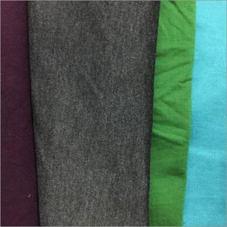 Spun Threaded Fleece Fabric