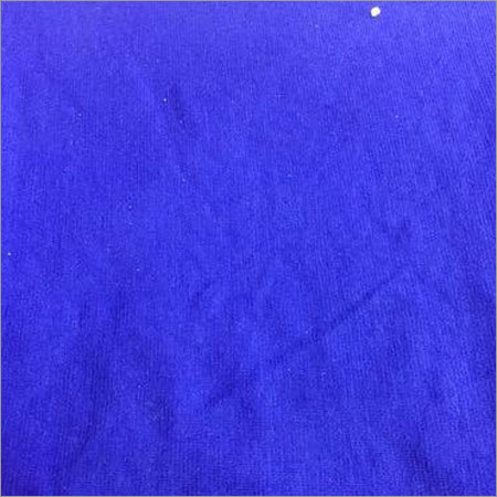 Spun Cotton Lycra Fabric