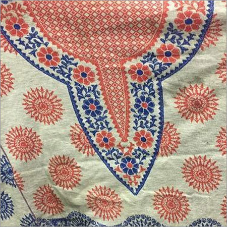 Suit Neck Border Fabric
