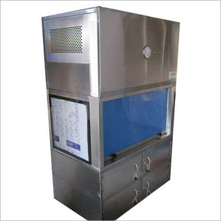 Reverse Laminar Air Flow Unit