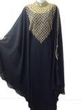Arabic style ramadan eid special jalabiya kaftan