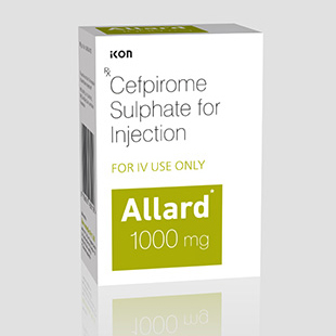 Cefpirome Sulphate for injection