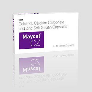 Maycal-CZ Softgel