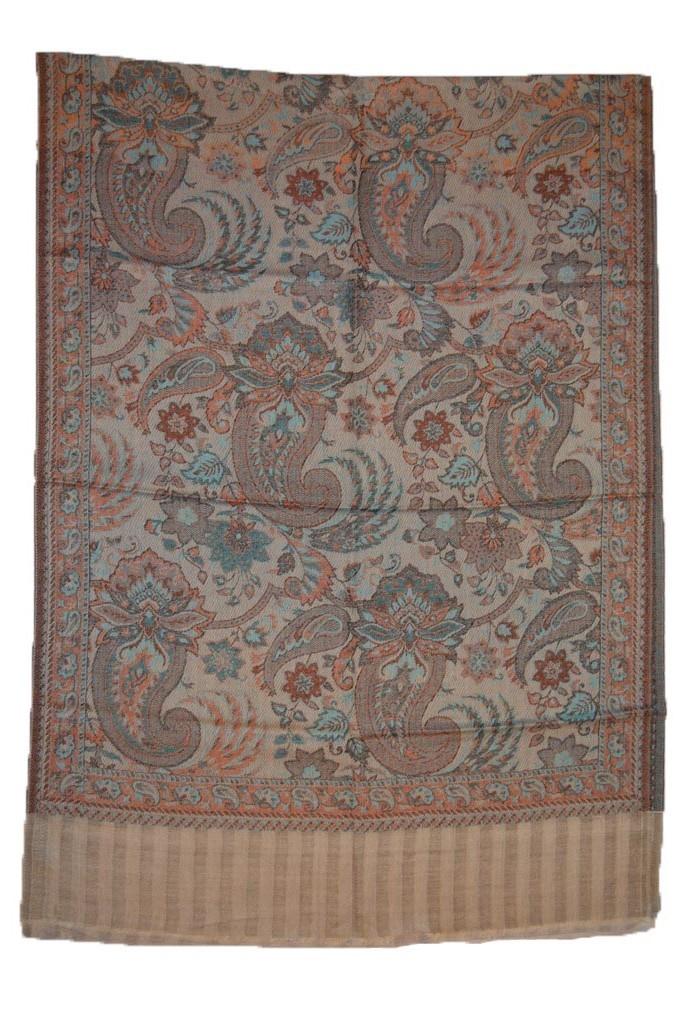 Kashmiri Jamavar Fashion Shawls