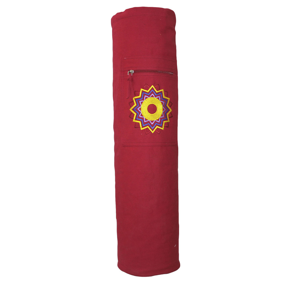 YMB045 Mat Bag (drawstring) Single Chakra