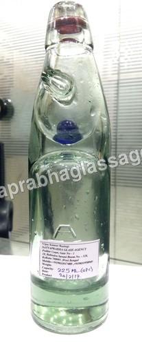 Soda Codd Goli Bottle