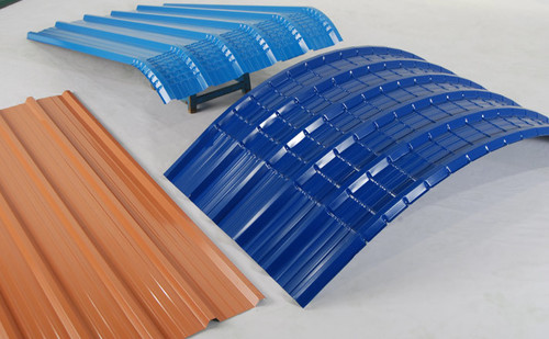 Colour Coated Metal Roofing