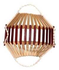Desi Karigar foldable fruit basket