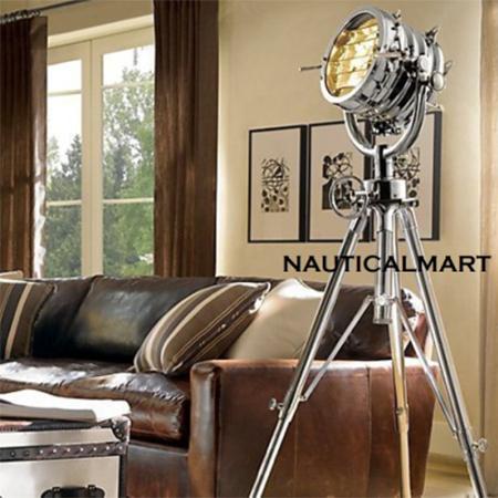 72 Inch Royal Master Sealight Floor Lamp