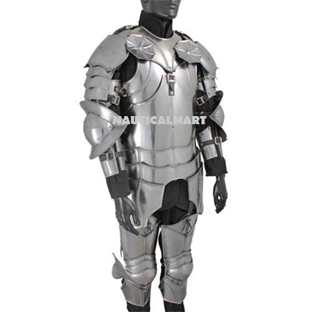 Gothic Half Suit Of Armor