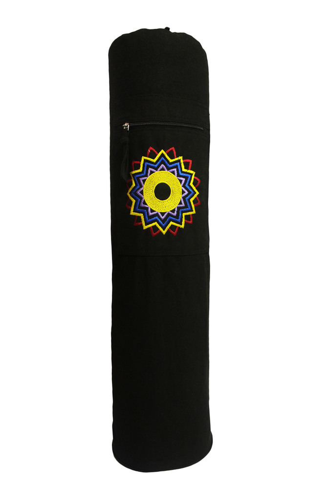 YMB046 Mat Bag (drawstring) Single Chakra