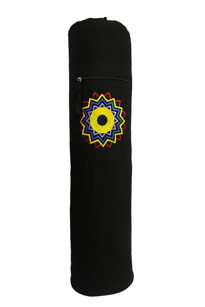 YMB046 Mat Bag (Drawstring) Single Chakra