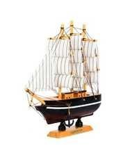 Desi Karigar Wooden Ship