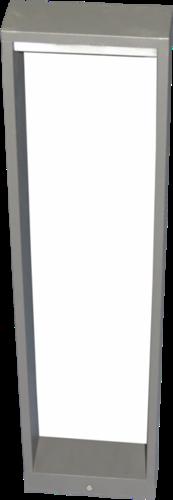 10w Rectangular Bollard Light