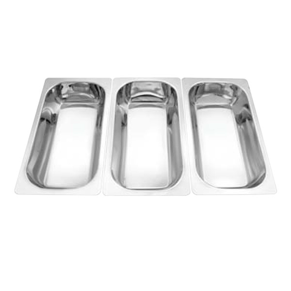 ST ST Oblong Food Pan