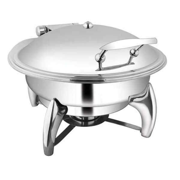 Round SS LID Chafer W-Smart Legs