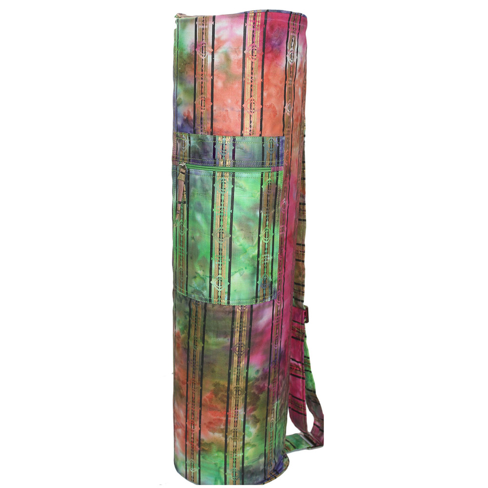 YMB015 Mat Bag- Batik (Zippered)