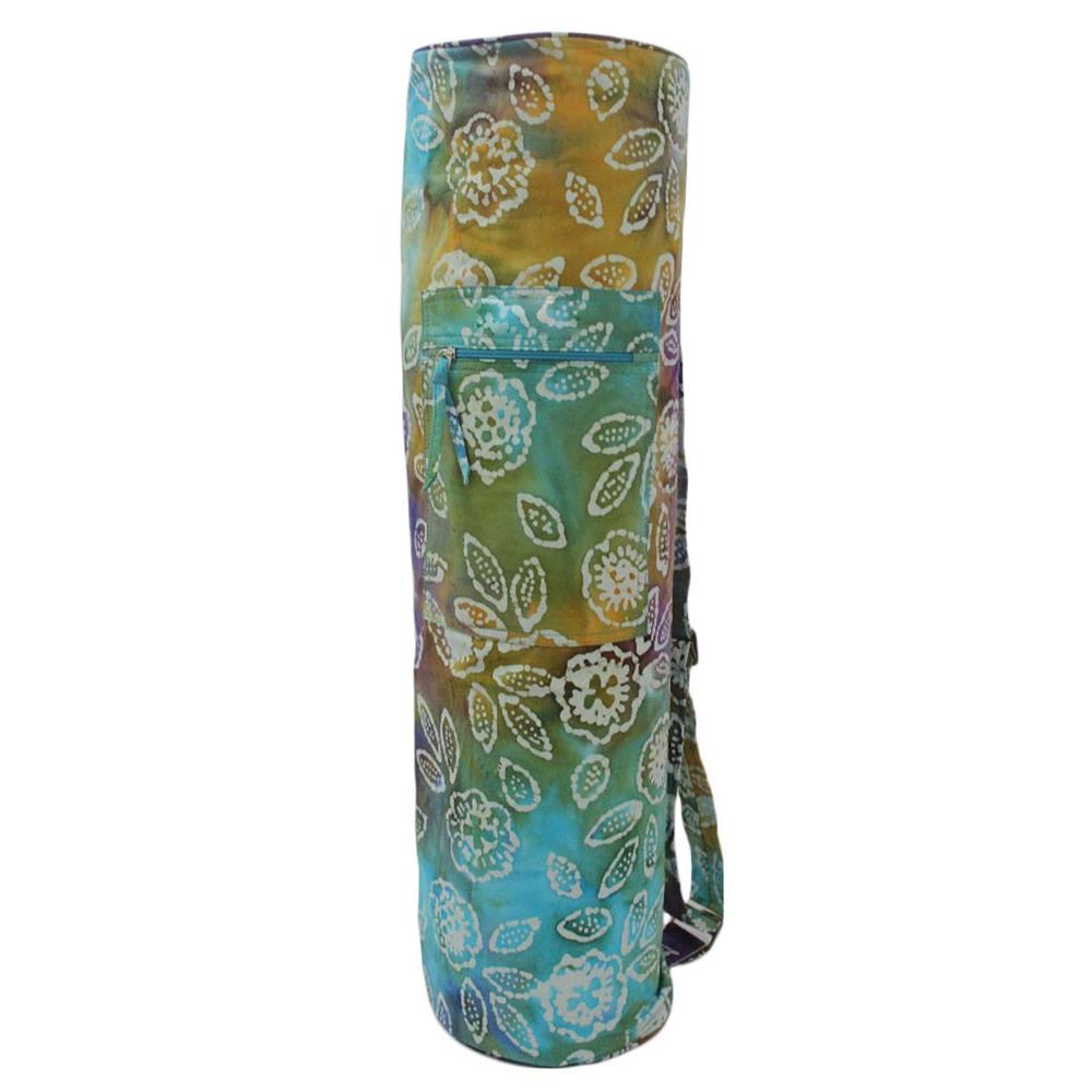 Ymb016 Mat Bag- Batik (Zippered)