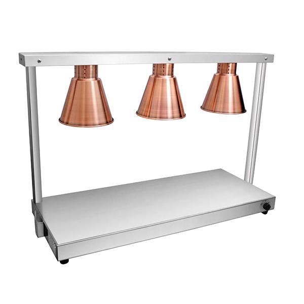 3 Head Lamp Warmer