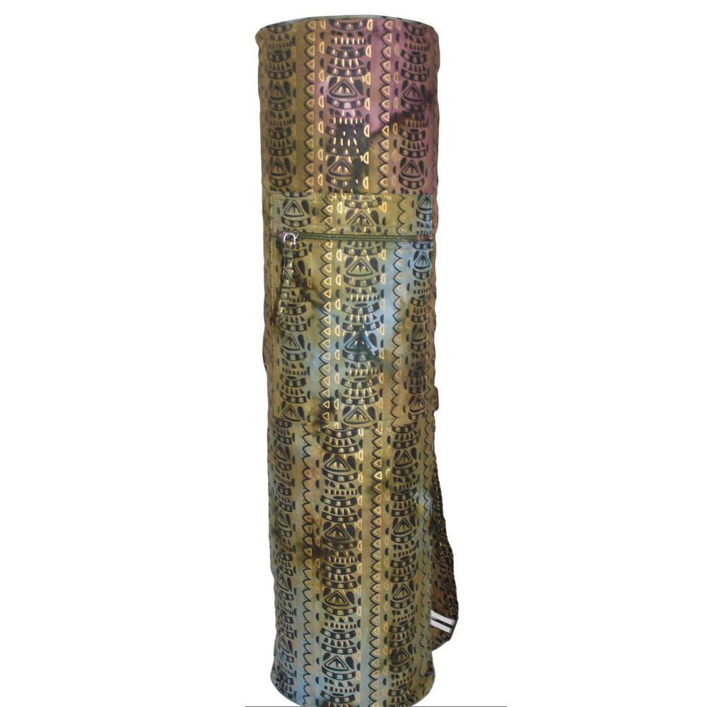 Ymb017 Mat Bag- Batik (Zippered)