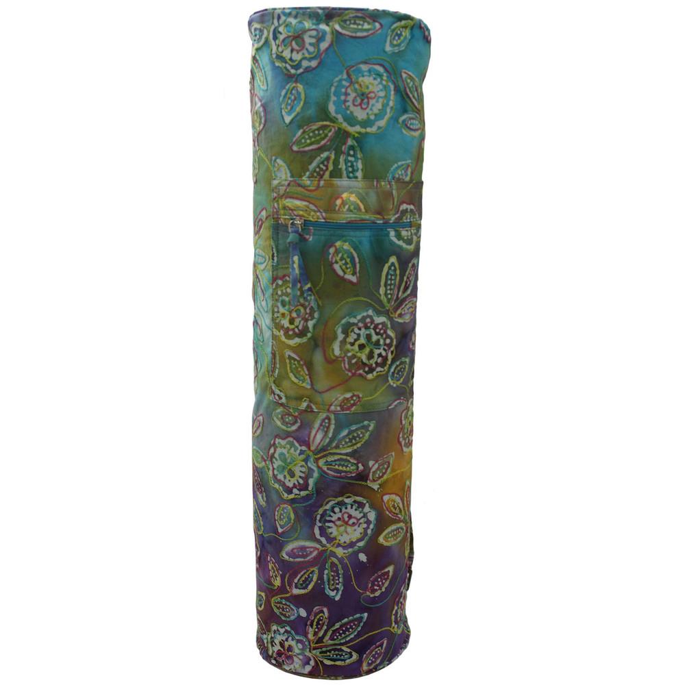 Ymb018 Mat Bag- Batik (Zippered)