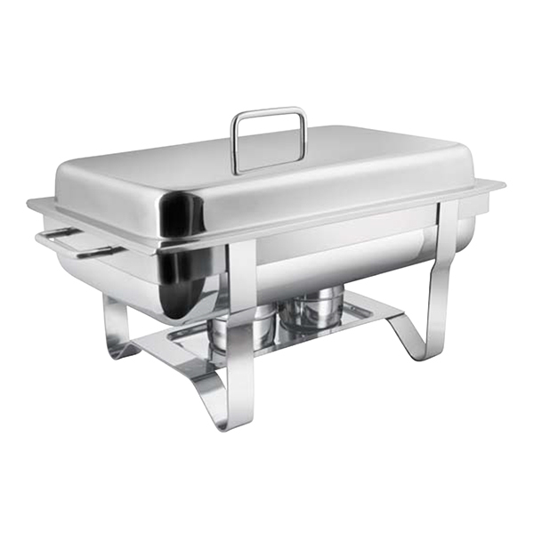 Rectangular Chafing Dish Lift Top