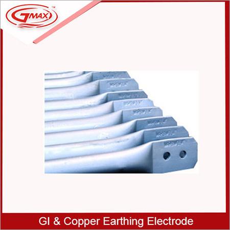 GI & Copper Earthing Electrode