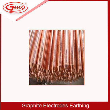 Graphite Electrode Earthing