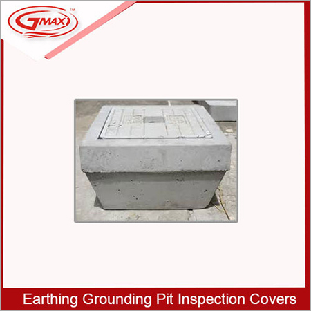 Earthing Grounding Pit Inspection Covers
