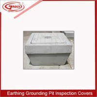Grounding Pit Cover