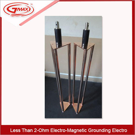 2-Ohm Electro Magnetic Grounding Electrode
