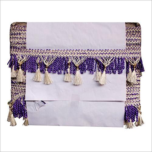 Curtain Samosa Lace
