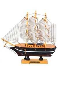 Desi Karigar Wooden Ship Big