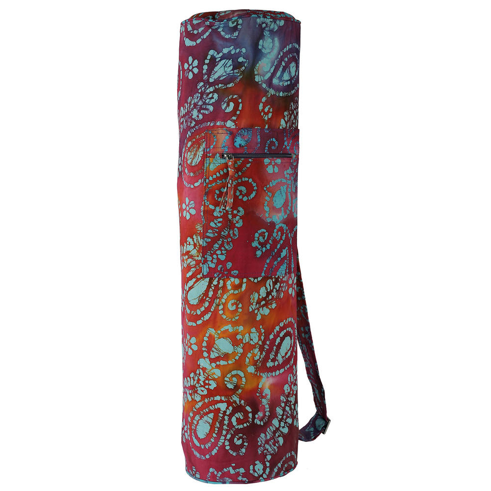 YMB019 Mat Bag- Batik (Zippered)