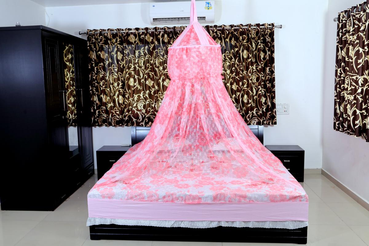 Thailand Printed Mosquito Round Net