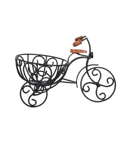 Desi Karigar Cycle Rickshaw Pot Holder