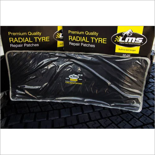 BP-09 Tyre Repair Patches
