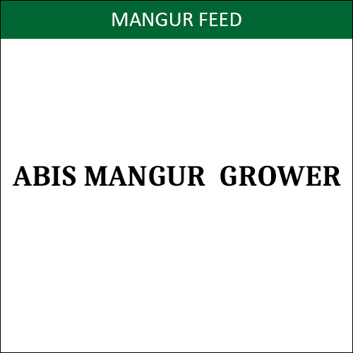 ABIS MANGUR  GROWER