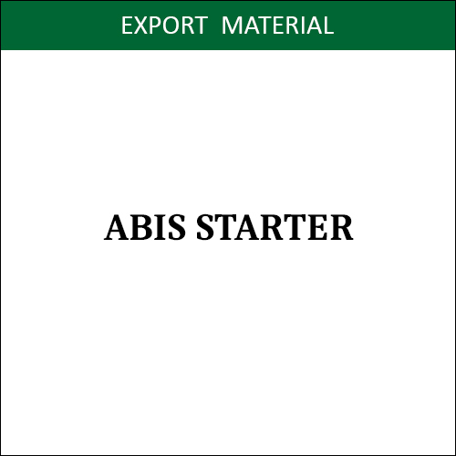 ABIS STARTER