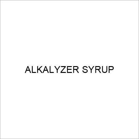 Alkalizer Syrup