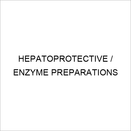 Hepatoprotective And Enzyme Preparations