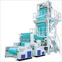 Plastic Carry Bags Machine