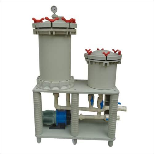 Multi-Function Filter Unit