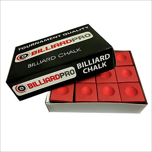 Billiard Chalk