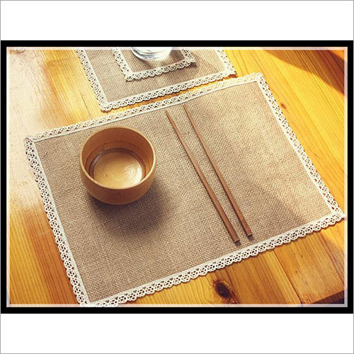 Jute Table Cloth