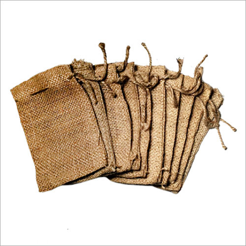 Jute Gift Pouch