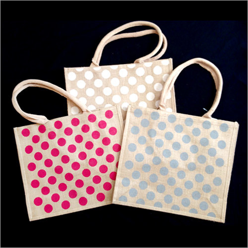 Jute Grocery Shopping Bags