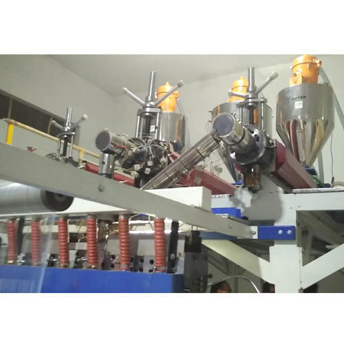 Cast Film Making Machine